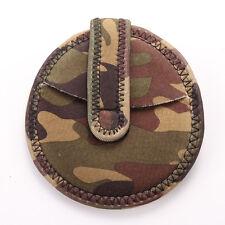 Camouflage 2 Pocket Camera Lens Filters Case Pouch Pocket Bag Holder 72 77 82 86