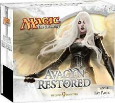 Magic the Gathering MTG AVACYN RESTORED Factory Sealed Fat Pack - Brand New