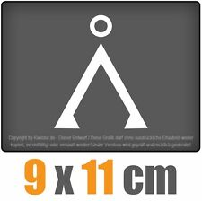 Stargate 9 x 11 cm JDM Decal Sticker Aufkleber Racing Die Cut