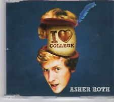 (DY468) Asher Roth, I Love College - 2008 DJ CD