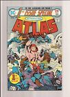 1ST ISSUE SPECIAL #1 VF 8.0 1ST APP. OF ATLAS! *JACK KIRBY ART & STORY* 1975