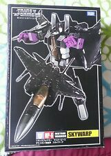 Transformers MASTERPIECE MP-06 SKYWARP MIB 2006