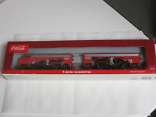 HO Athearn Coke Coca-Cola  F SERIES locomotive train