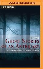 Ghost Stories of an Antiquary by M. R. James (2016, MP3 CD, Unabridged)