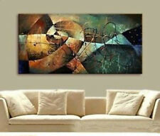 HD RECOMMENDED! Modern Abstract hand-painted Art Oil Painting Wall Decor canvas