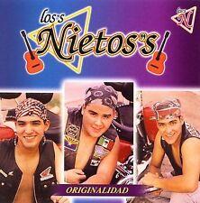 Los Nietos Originalidad CD ***NEW***