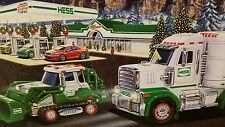 2013 Hess Toy Truck and Tractor Brand New in Box