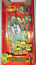 The CORPS! Rapid Assault Patrol Boat Action Figure & Vehicle The Corps NIB