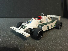 N/ 50                      COCHE DE SLOT SCALEXTRIC WILLIAMS FW-07 EDICI LIMIT