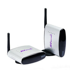 2.4GHz Wireless AV Sender TV Audio Video trasmettitore ricevitore Z1Y4