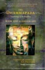 The Dhammapada (Book and Audio-CD Set): Teachings of the Buddha, , Good Book