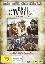 The High Chaparral : Season 4 (DVD, 2014, 5-Disc Set) BRAND NEW SEALED