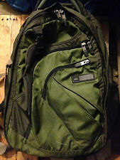 REI - Daypack Hiking School Camp Backpack Bag - Green, Black and Grey