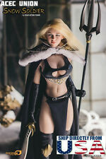 1/6 Phicen PL2016-80 Snow Soldier Queen Seamless Figure Full Set IN STOCK U.S.A.