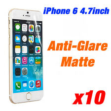 10x Anti-Glare LCD Matte Screen Protector Film Guard for Apple iPhone 6 4.7 inch