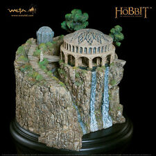 WETA The Hobbit White Council Chamber Miniature Environment Statue NEW IN STOCK