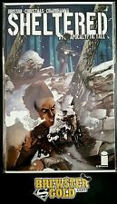 SHELTERED #8 A Pre-Apocalyptic Tale (2013 IMAGE Comics) ~ NM Comic Book