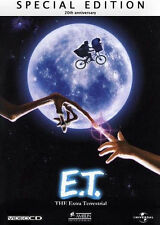 E.T. - The Extra-Terrestrial (DVD, 2008)2 disc special edition