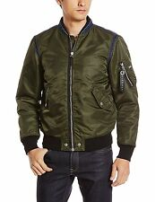 DIESEL J-HOWLER OLIVE GREEN JACKET SIZE M 100% AUTHENTIC