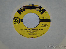 """BETTY HUTTON You Can't Get A Man/The Girl That I Marry 7"""" 45 MGM 45-8003 VG+"""