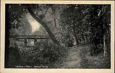 Lüchow in Hann. alte AK ~1930 Brücke Brücken Partie an der Jeetzel ungelaufen
