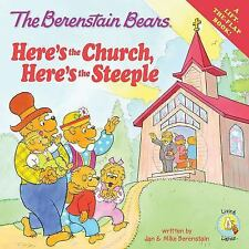The Berenstain Bears: Here's the Church, Here's the Steeple Lift the Flap / Ber