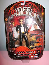 Lara Croft in Motorcycle Gear Action Figure