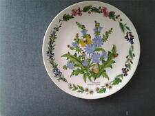 "ROYAL WORCESTER CHICORY 7.5"" LTD ED PLATE HERBS COLLECTION"