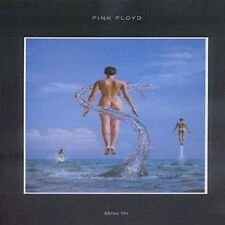 Pink Floyd Shine On US 9 CD Box Set With Hard Cover Book & Other Extras