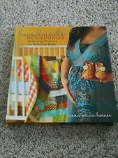 HANDMADE BEGINNINGS ANNA MARIA HORNER 24 SEWING PROJECTS TO WELCOME BABY HC BOOK