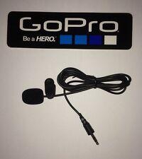 MICRO Stéréo pour GoPro  2 3 3+  4  Flex Mic External Microphone HD