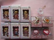 "Twinkle Dolly Sailor Moon ""Sailor Moon"" Mini Figure charm+tablet case"