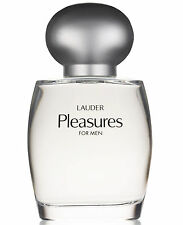 Pleasures Cologne For Men by Estee Lauder - 1.7 oz Cologne Spray - New/Unused