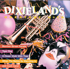 Dixieland's Greatest Hits [Intersound 1993] by Various Artists (CD, Feb-1995,...