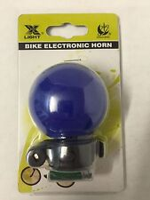 Round Electronic Cycling Horn Cycle Bike Bicycle Handlebar Ring Bell Horn in US