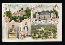Austria Gruss aus MARIA FIEBERBRUNDEL M/view 1917 PPC