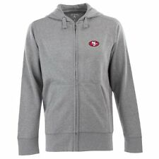 San Francisco 49ers NFL Football New Era Team Wear Full Zip Hoodie NEU Size L
