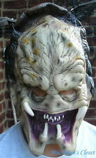 Predator Movie 3/4 Mask Child AVP Costume Alien Halloween