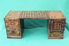 ANTIQUE JAPANESE SCHOLAR DESK TANSU.