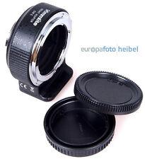 Commlite CM-ENF-E1 AF Lens Adapter für Nikon F für Sony E A7II, A7R II,A6300