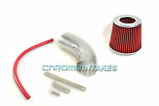 RED 05-10 DODGE CHARGER/CHALLENGER/MAGNUM/300 2.7L/3.5 3.5L V6 AIR INTAKE S