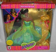 #7097 NRFB Integrity Toys Janay Shell Bead Mermaid African American Doll
