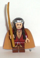 Lego Lord of the Rings Minifigure, ELROND with Cape & Sword 79006, New