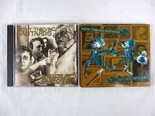 Lot of 2 2000's Punk CDs Filthy Thieving Bastards BYO Records