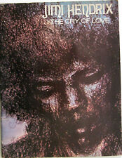 JIMI HENDRIX – The Cry Of Love – spartito musicale - sheet music book