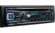 ALPINE CDE-163BT AM/FM,CD,MP3 RECEIVER W/ BUILD IN BLUETOOTH BRANDNEW!