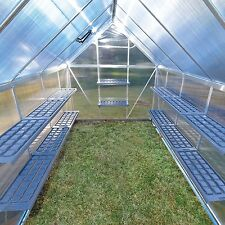 Palram Greenhouse Accessory Twin Shelf Kit