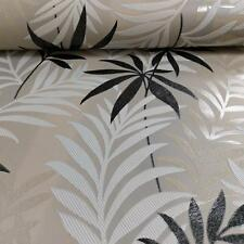 AS Creation Palm Leaf Wallpaper Glitter Motif Modern Embossed Textured 324721