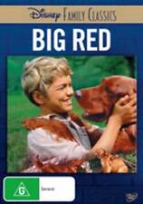 Big Red (Family Classics) * NEW DVD * dog movie * Emile Genest Gilles Payant