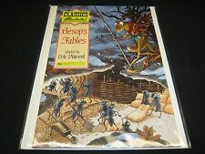 BERKLEY FIRST CLASSICS ILLUSTRATED: #26 AESOP'S FABLES ( VERY FINE) reprint